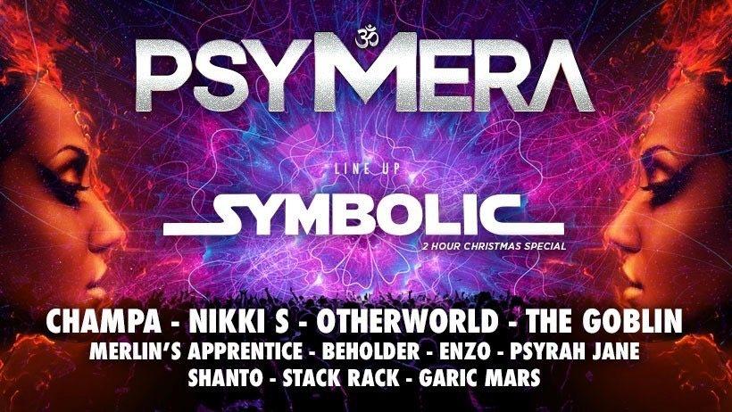 Psymera Christmas special 2019 14 Dec '19, 14:00