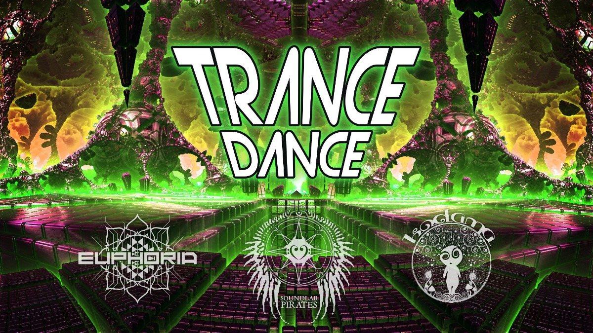 TRANCE DANCE pres. by Soundlab Pirates, Kodama & Euphoria 14 Dec '19, 22:00