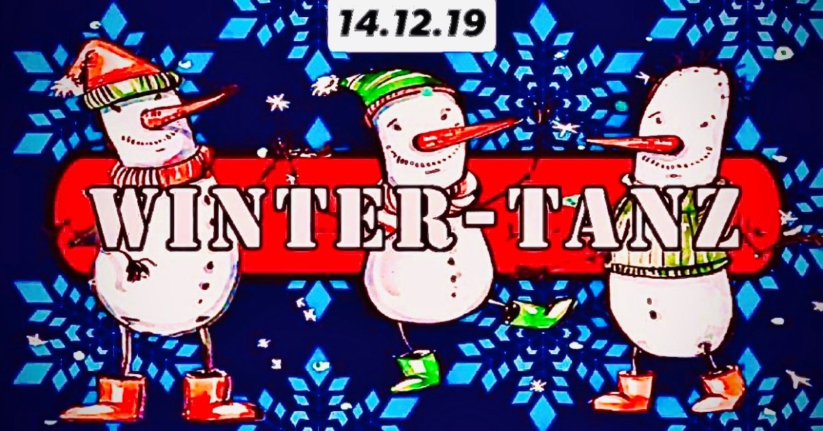 Wintertanz 14 Dec '19, 23:00