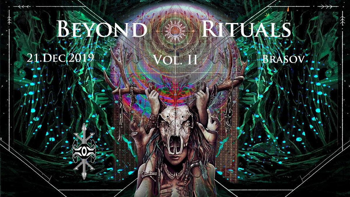 BEYOND RITUALS VOL II - YAMYAYANA 21 Dec '19, 21:00