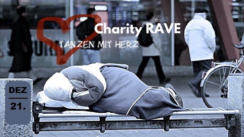 Charity Rave / tanzen mit Herz! 21 Dec '19, 23:00