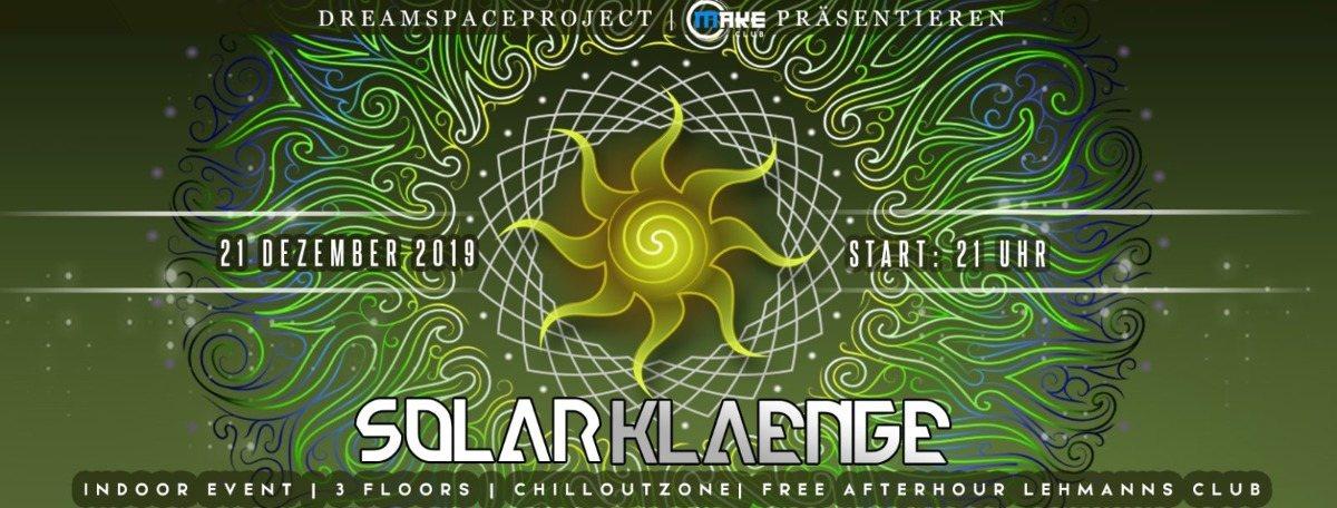 Solarklänge 21 Dec '19, 21:00