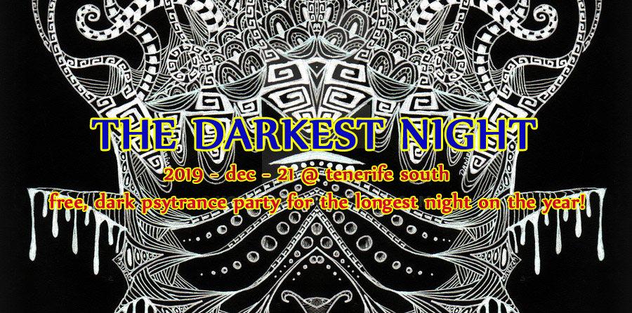 The Darkest Night 2019 21 Dec '19, 18:00