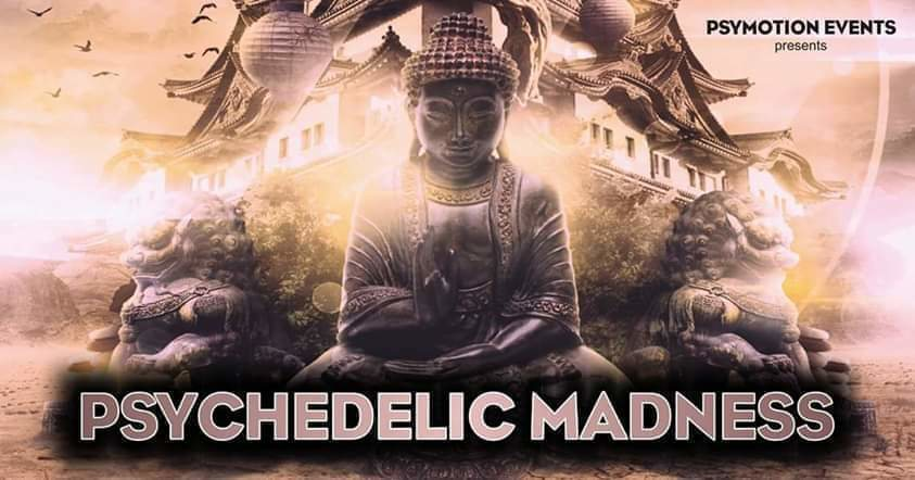 Psychedelic Madness- Vol.15/Chrizzlix LIVE 27 Dec '19, 23:00