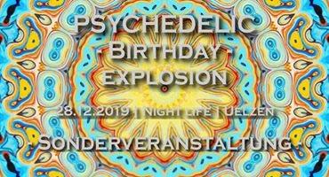 Psychedelic Birthday Explosion 28 Dec '19, 20:00