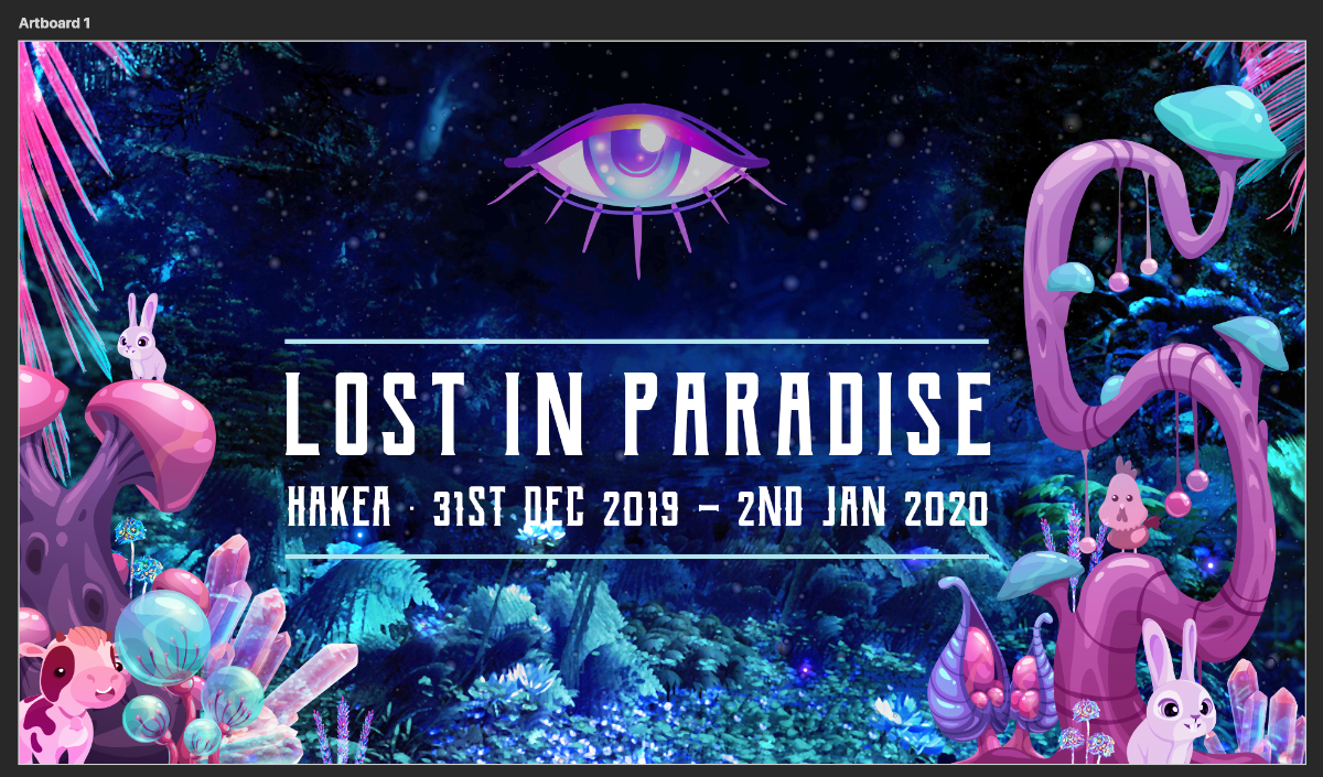 LOST IN PARADISE 31 Dec '19, 12:00