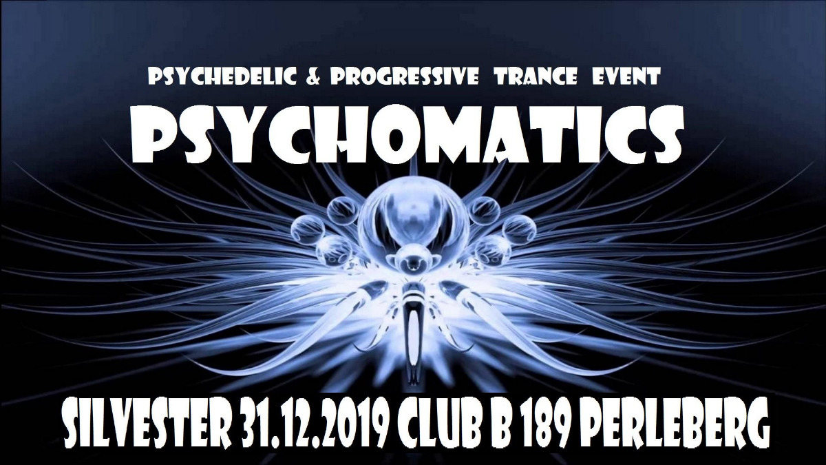 Psychomatics 31 Dec '19, 21:00