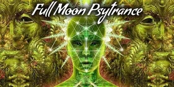 Full Moon Psytrance Ireland 2020 ॐ Encrypted Minds & Genepool 4 Jan '20, 21:00