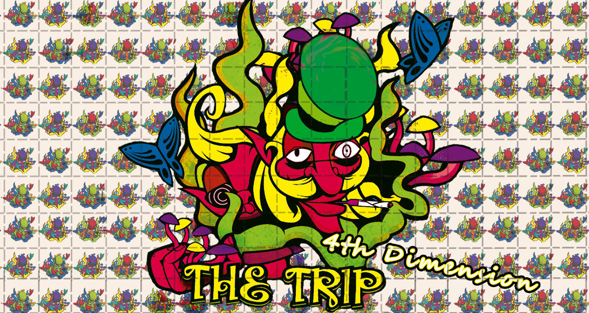 The Trip 4th Dimension 4 Jan '20, 22:00