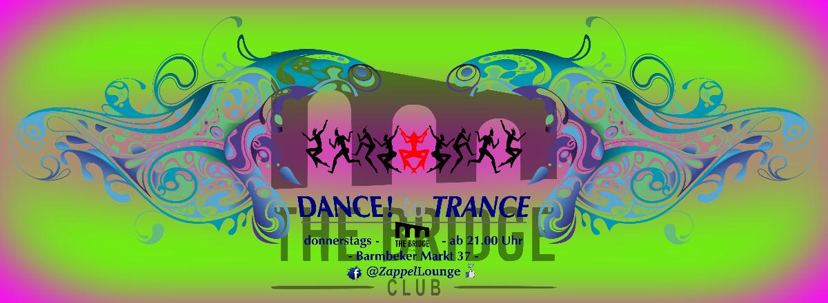 DANCE! to TRANCE 9 Jan '20, 21:00