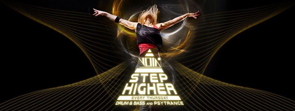 Step higher on Thursdays 9 Jan '20, 23:00