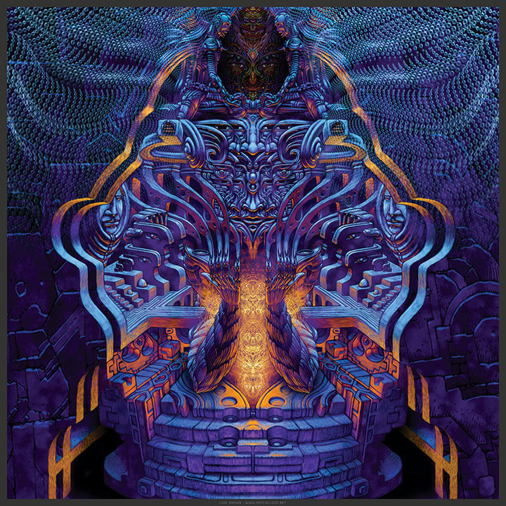 TRIBAL TEMPLE 6th Sense Perception - Welcome To 2020 10 Jan '20, 23:30