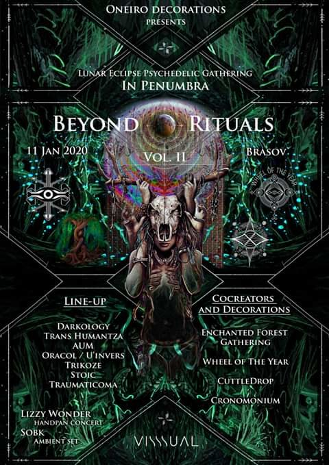BEYOND RITUALS VOL II - In Penumbra 11 Jan '20, 21:00