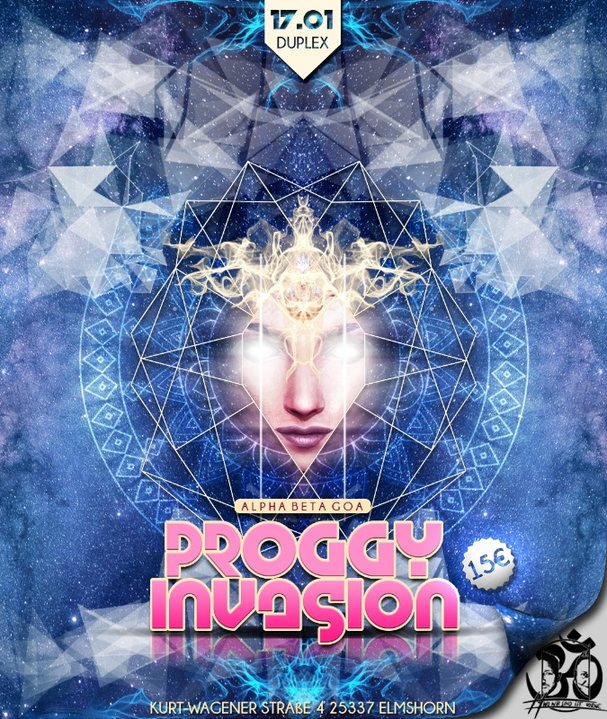 ☆Alpha Beta Goa☆ - Proggy Invasion - #wowirsindistvorne 17 Jan '20, 21:00