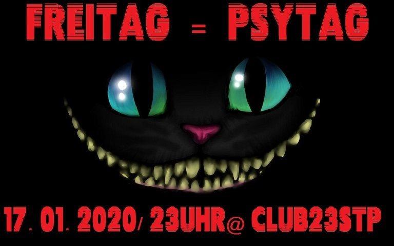 FREItag = PSYtag ! 17 Jan '20, 23:00