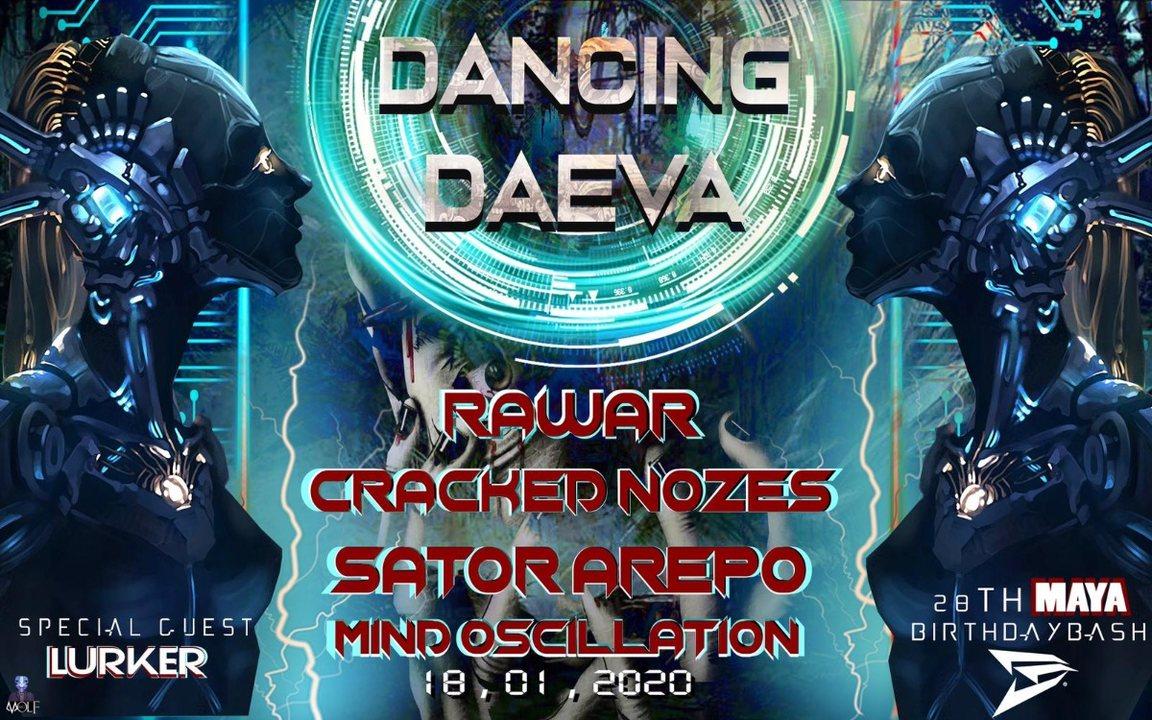 DANCING DAEVA VOL 01 18 Jan '20, 22:00