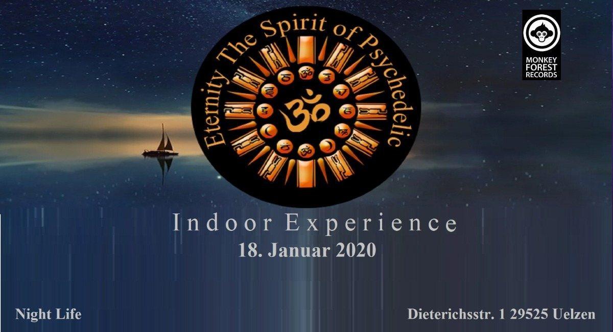 Eternity The Spirit of Psychedelic Indoor Experience Vol.1 18 Jan '20, 20:00