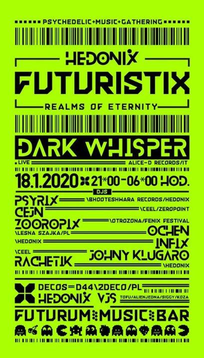 FuturistiX 18 Jan '20, 21:00
