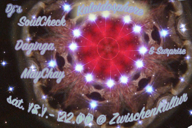 Kaleidosphere 18 Jan '20, 22:00