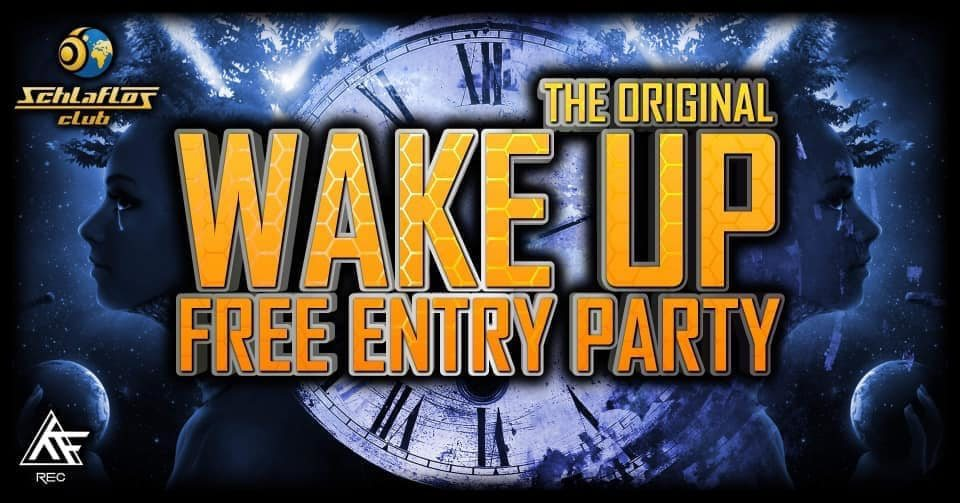 ☆* WAKE UP *☆ 18 Jan '20, 22:00