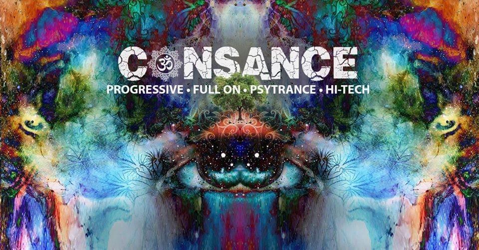 CONSANCE - conscious trance 24 Jan '20, 23:00