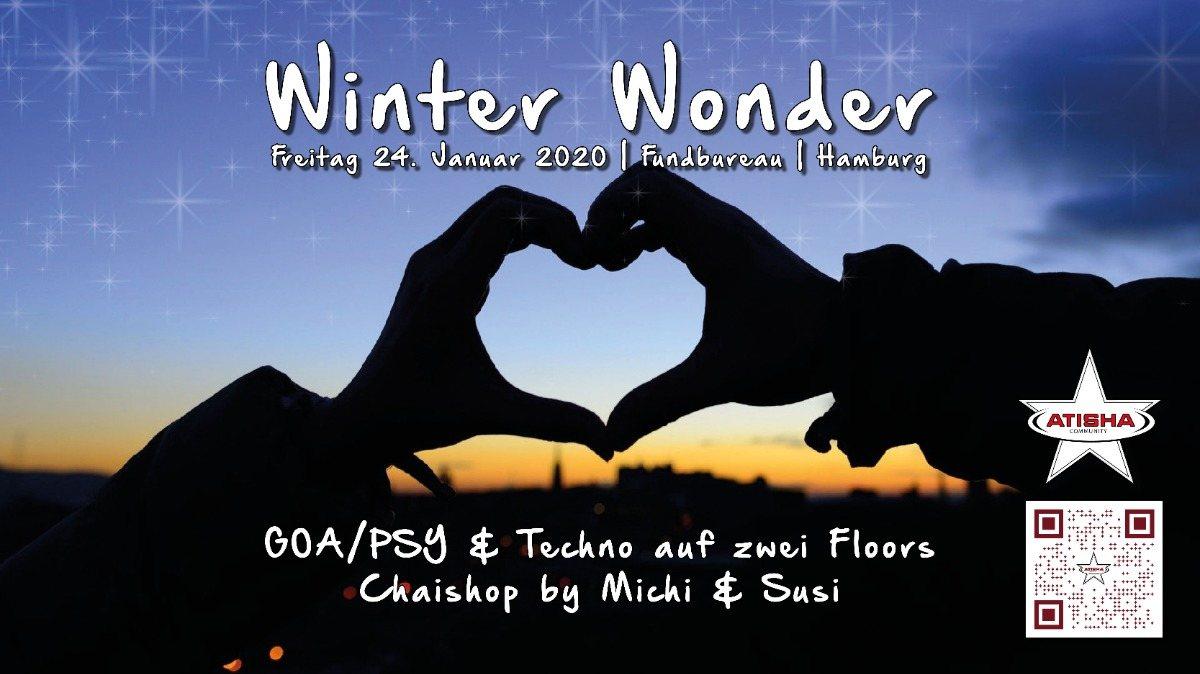 Atisha: Winter Wonder (TranceDance Special) 24 Jan '20, 22:00