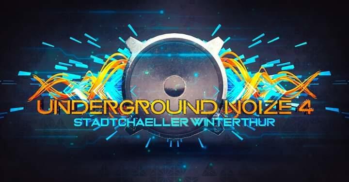 Underground Noize 4//Hammerer/live 25 Jan '20, 23:00