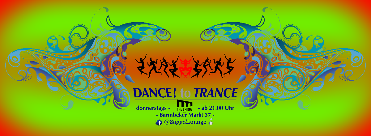 DANCE! to TRANCE 30 Jan '20, 21:00
