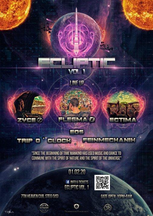 ECLIPTIC Vol 1 1 Feb '20, 22:00