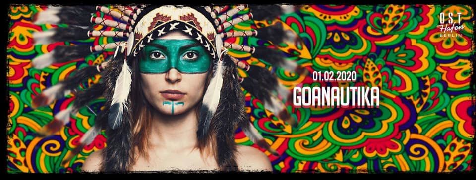 Goanautika /w. Klopfgeister, Bubble live ,Lsdirty, Oxidaksi , Symphonix, uvm. 1 Feb '20, 23:00