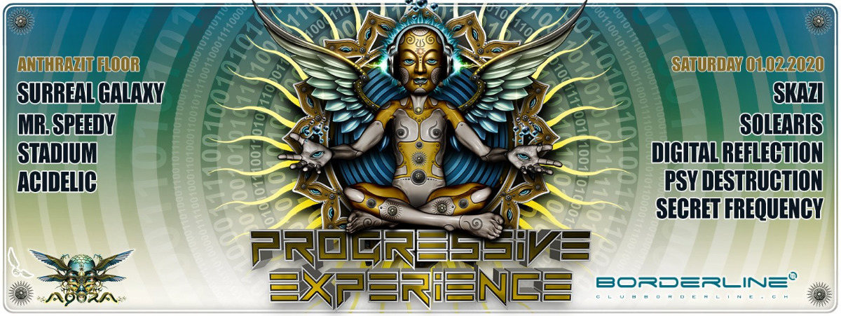 Progressive Experience with Skazi 1 Feb '20, 23:00