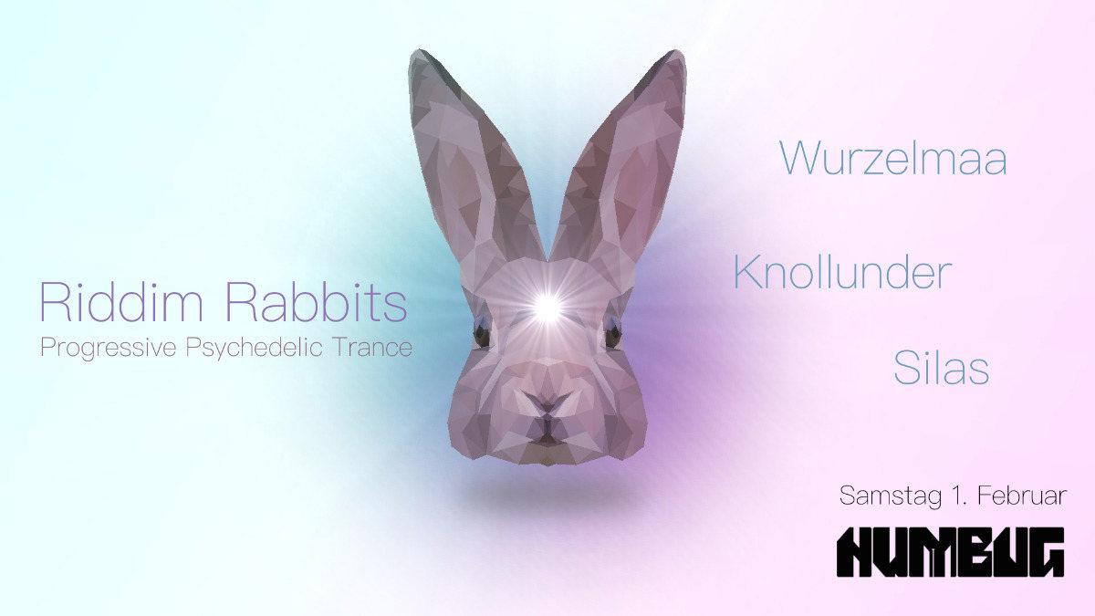 RIDDIM RABBITS 1 Feb '20, 23:00