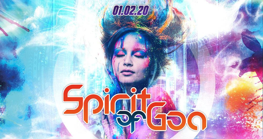 SPIRIT OF GOA 2020 1 Feb '20, 22:00