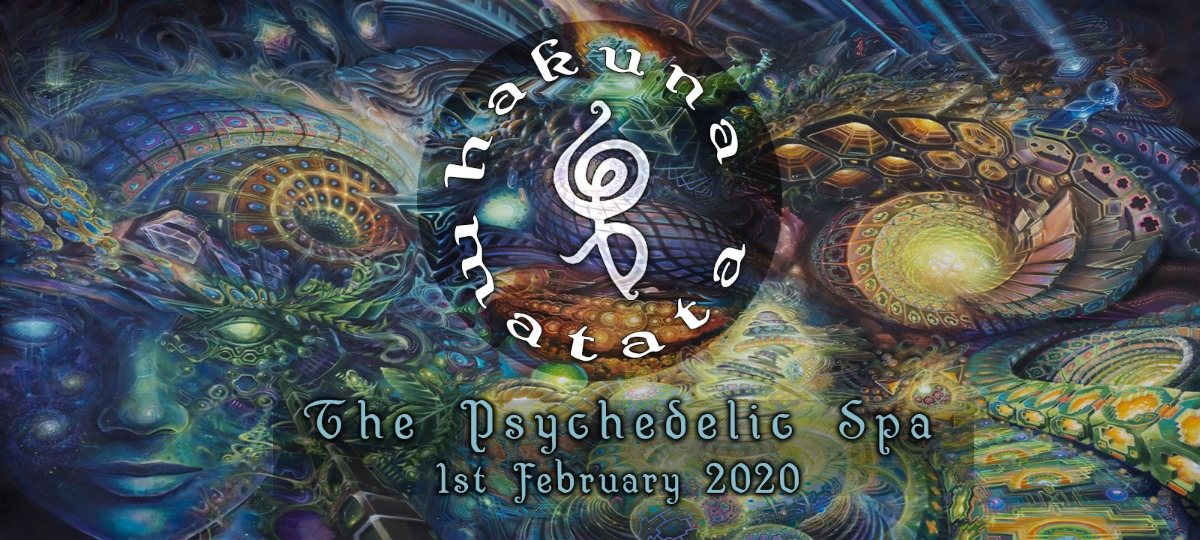 The Psychedelic Spa 1 Feb '20, 22:00