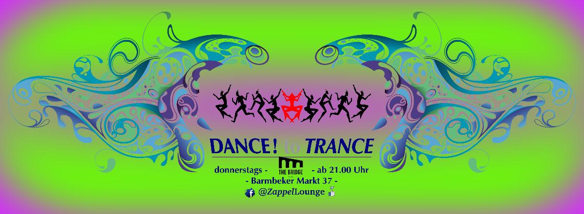 DANCE! to TRANCE 6 Feb '20, 21:00