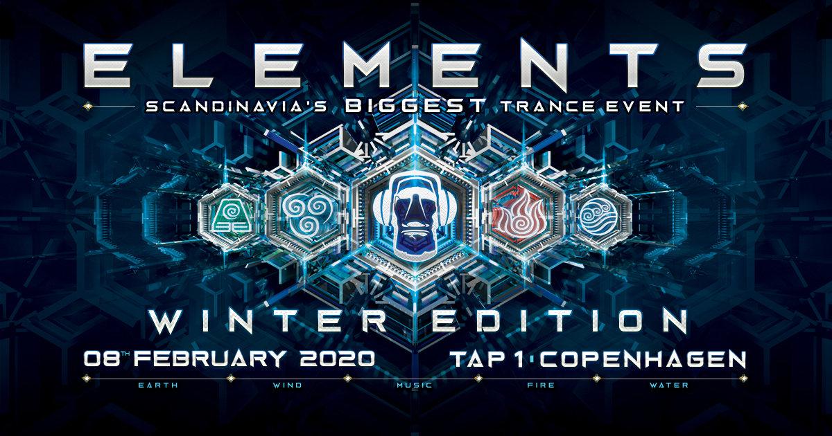 ELEMENTS WINTER EDITION 2020 8 Feb '20, 20:30