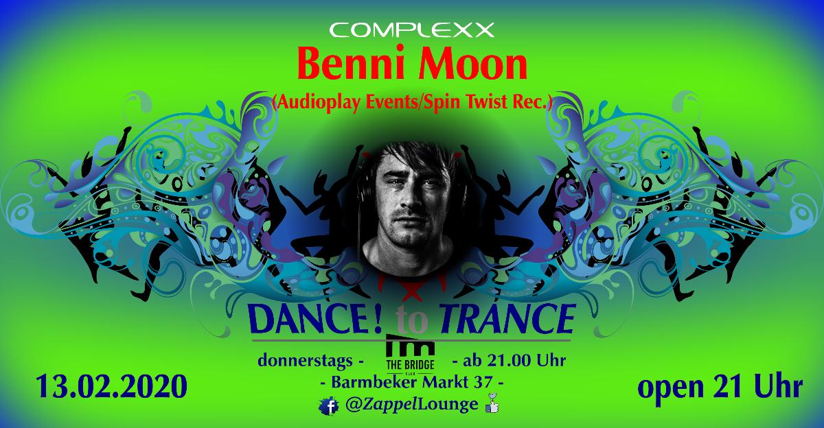 DANCE! to TRANCE 13 Feb '20, 21:00