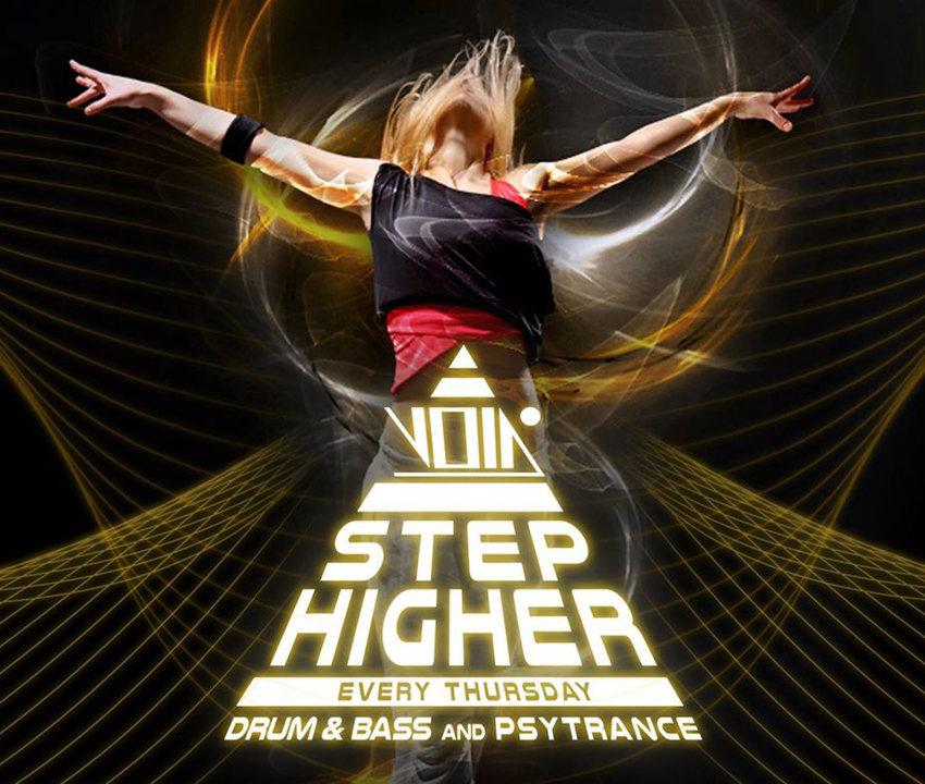 Step higher on Thursdays 13 Feb '20, 23:00
