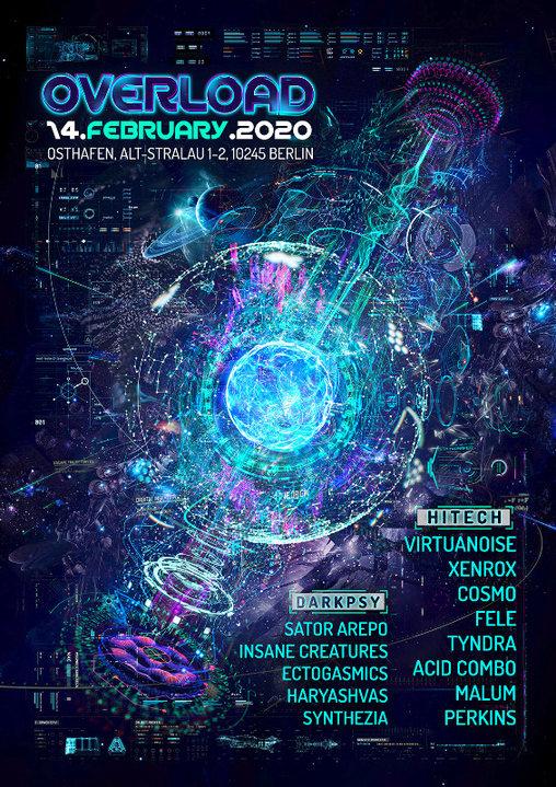 Overload - LEVEL 2.0 14 Feb '20, 23:00