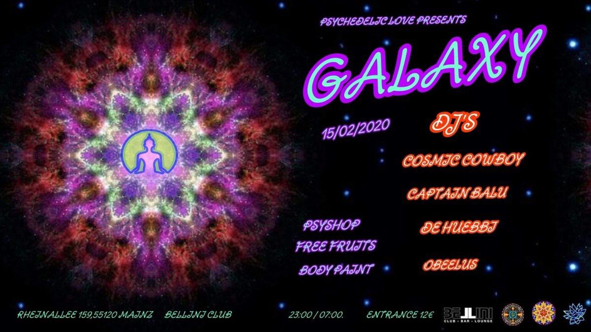 Galaxy ॐ 15 Feb '20, 23:00