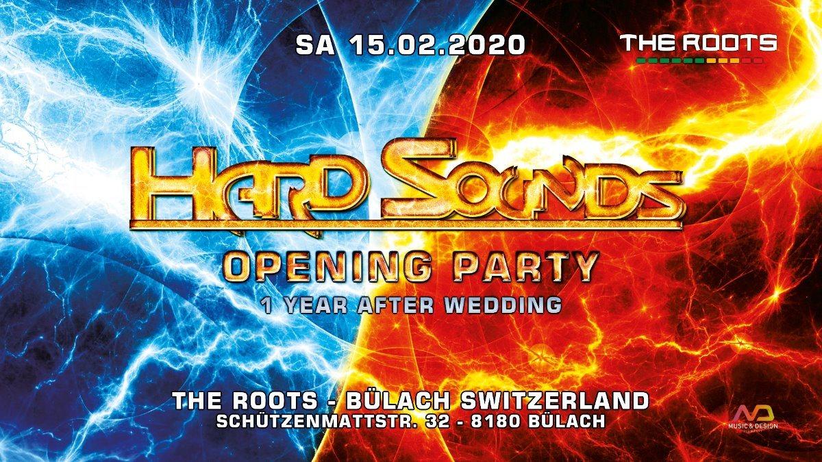 Hard Sounds 15 Feb '20, 22:00