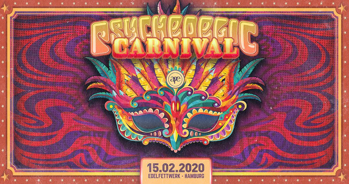 Psychedelic Carnival 15 Feb '20, 22:00