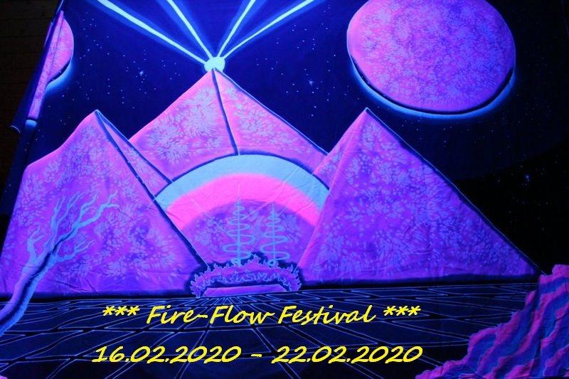 Fire-Flow Festival 16 Feb '20, 12:00