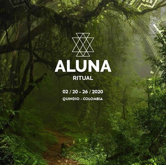aluna ritual 20 Feb '20, 04:00