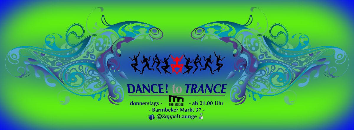 DANCE! to TRANCE 20 Feb '20, 21:00