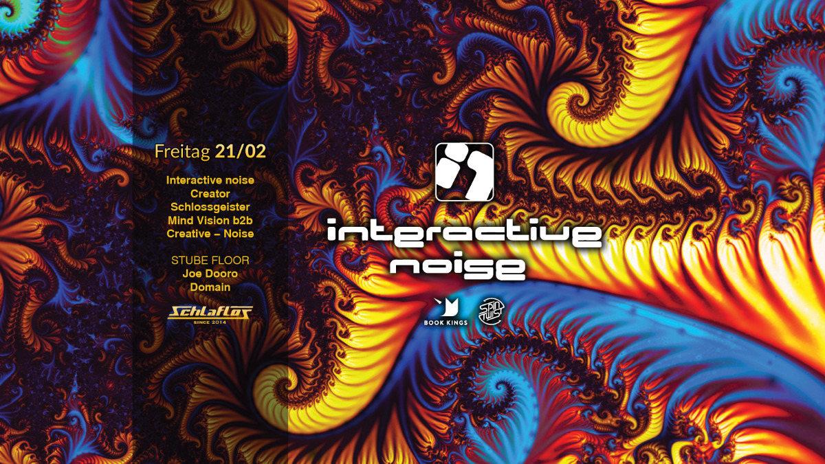 Interactive Noise im Schlaflos 21 Feb '20, 22:00