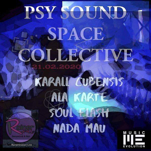 Psychedelic Sound Space Collective 21 Feb '20, 23:00