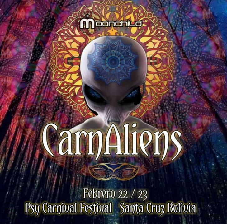Carnaliens Festival 22 Feb '20, 12:00