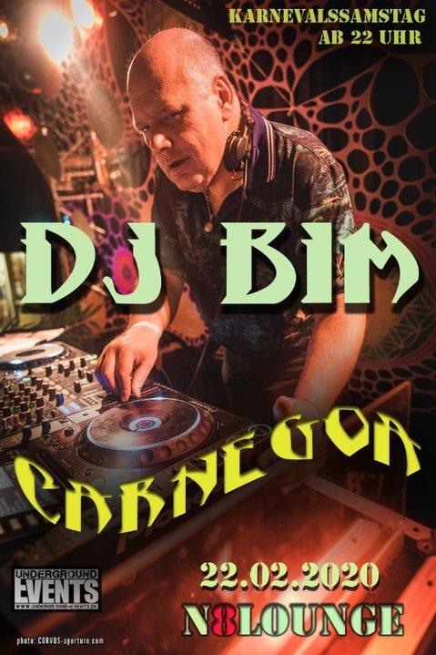 CarneGoa #8 / 22.02.2020 / w DJ BIM 22 Feb '20, 22:00