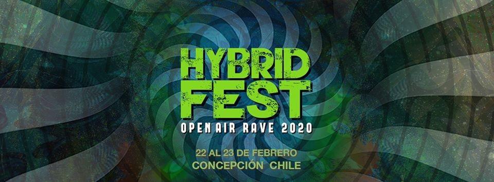 Hybrid Fest ✬ Open Air Rave 2020 22 Feb '20, 12:00